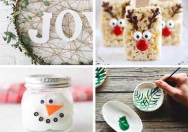 Christmas Crafts for the HoliYAYs!